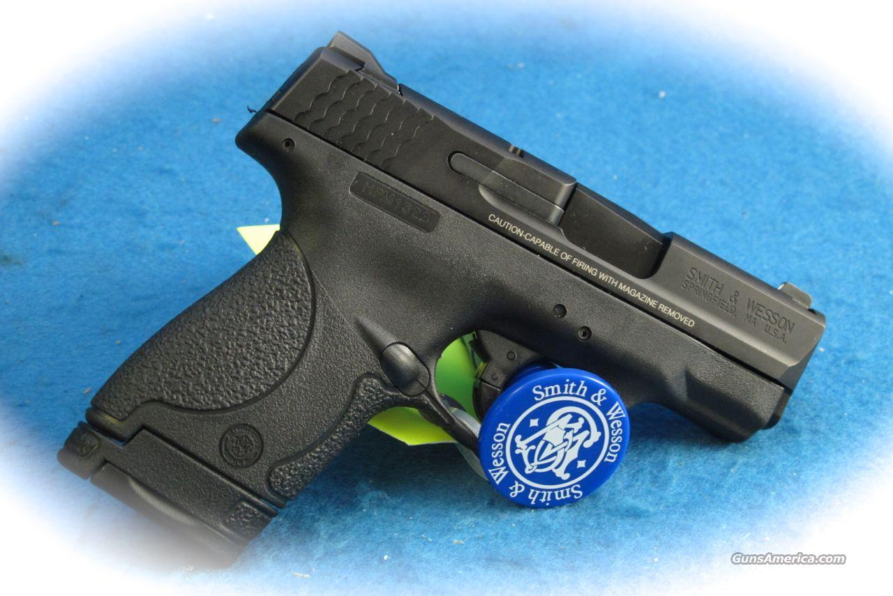 Smith & Wesson M&P Shield 9mm Pistol **New**  Guns > Pistols > Smith & Wesson Pistols - Autos > Shield