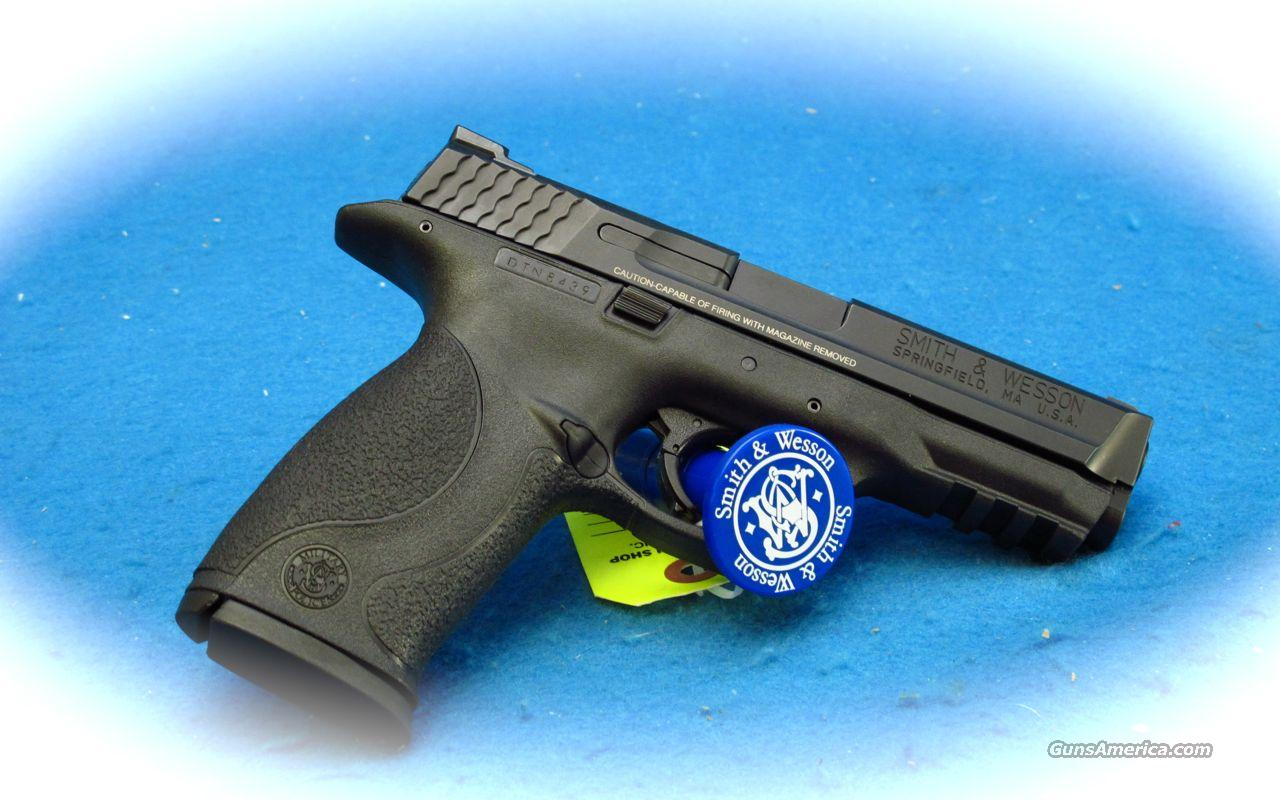 Smith & Wesson M&P 9mm Full Size Pistol **New**  Guns > Pistols > Smith & Wesson Pistols - Autos > Polymer Frame