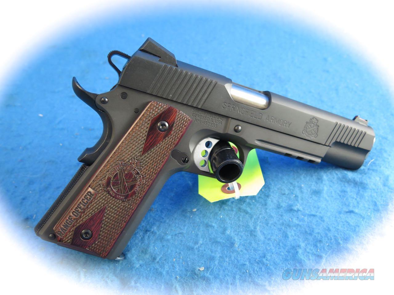 Springfield Armory 1911 Range Officer Operator 9mm Pistol Model PI9130LP **New**  Guns > Pistols > Springfield Armory Pistols > 1911 Type
