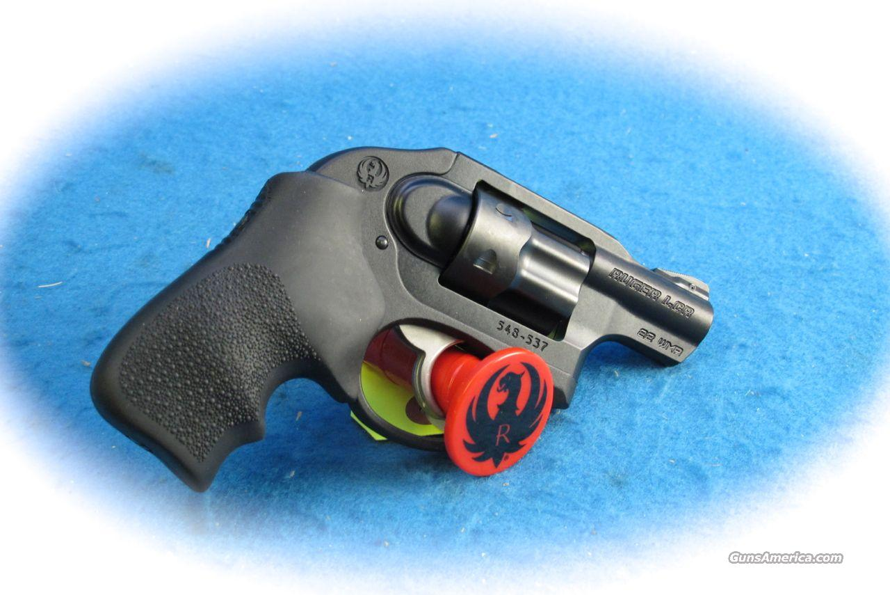 Ruger LCR DA .22Mag Revolver **New**  Guns > Pistols > Ruger Double Action Revolver > LCR