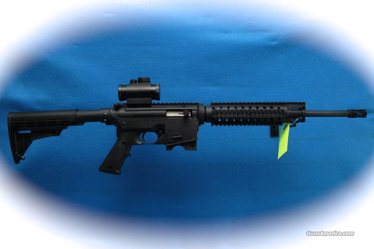 Mossberg Model 715T AR-22 Rifle W/Red Dot **New**  Guns > Rifles > Mossberg Rifles > Plinkster Series
