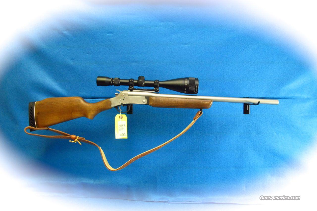 Rossi Single Sht Rifle .17HMR Cal. w/Scope **Used**  Guns > Rifles > Rossi Rifles > Other
