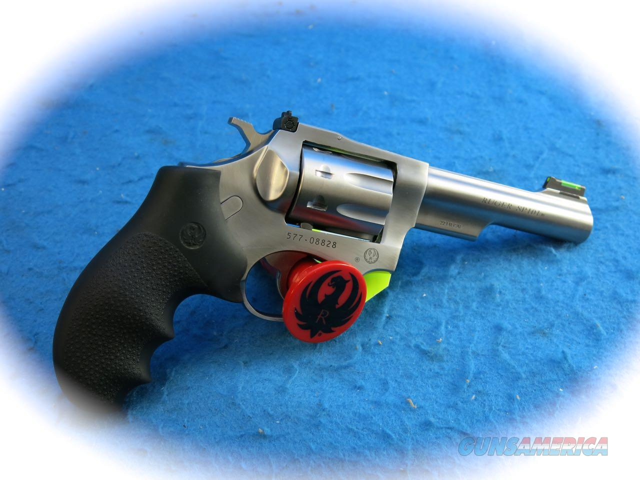 Ruger SP101 .22LR Revolver  SS  **Used**  Guns > Pistols > Ruger Double Action Revolver > SP101 Type