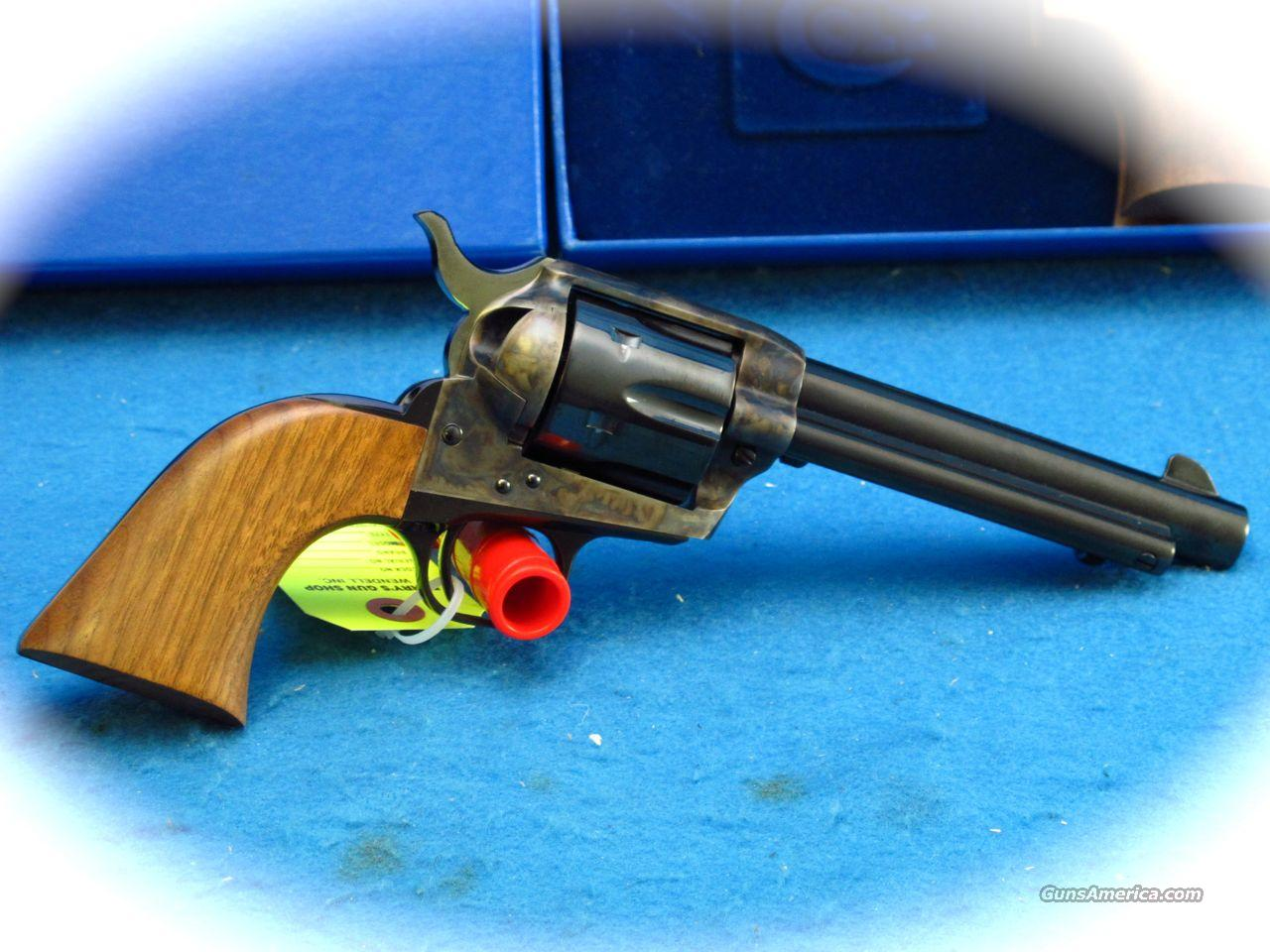 Colt Single Action Army 3rd Gen. Revolver 38-40 Cal. **Used**  Guns > Pistols > Colt Single Action Revolvers - 3rd Gen.