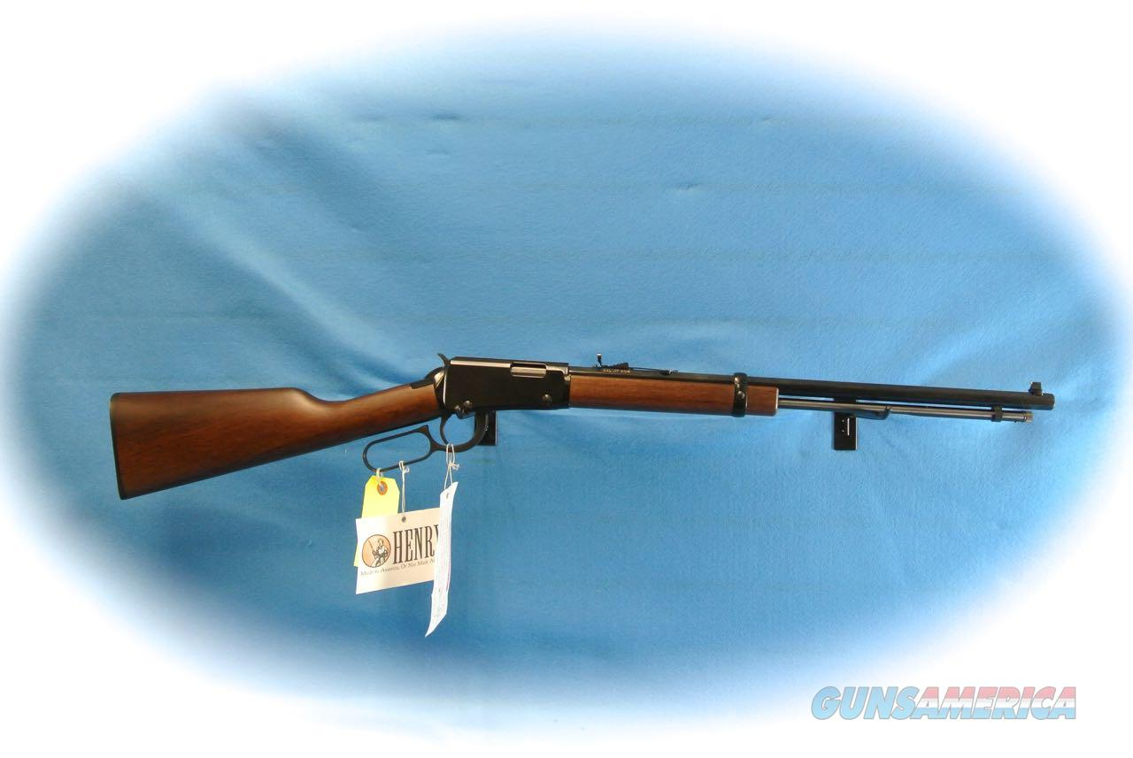 Henry Repeating Arms Model H001TV 17HMR Lever Action Rifle **As New**  Guns > Rifles > Henry Rifle Company