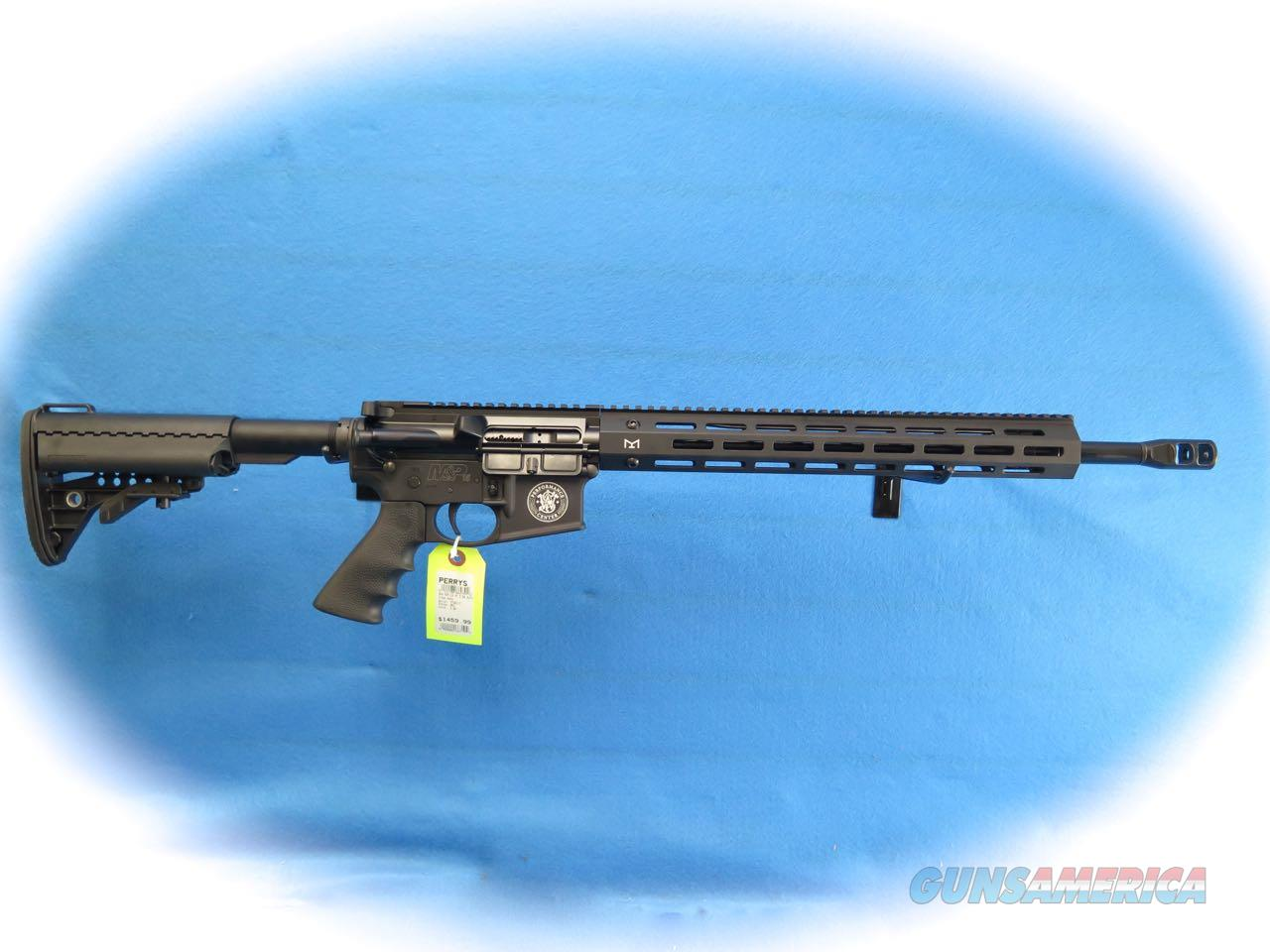 Smith & Wesson M&P Competition PC 5.56mm Rifle Model 11515 **New**  Guns > Rifles > Smith & Wesson Rifles > M&P