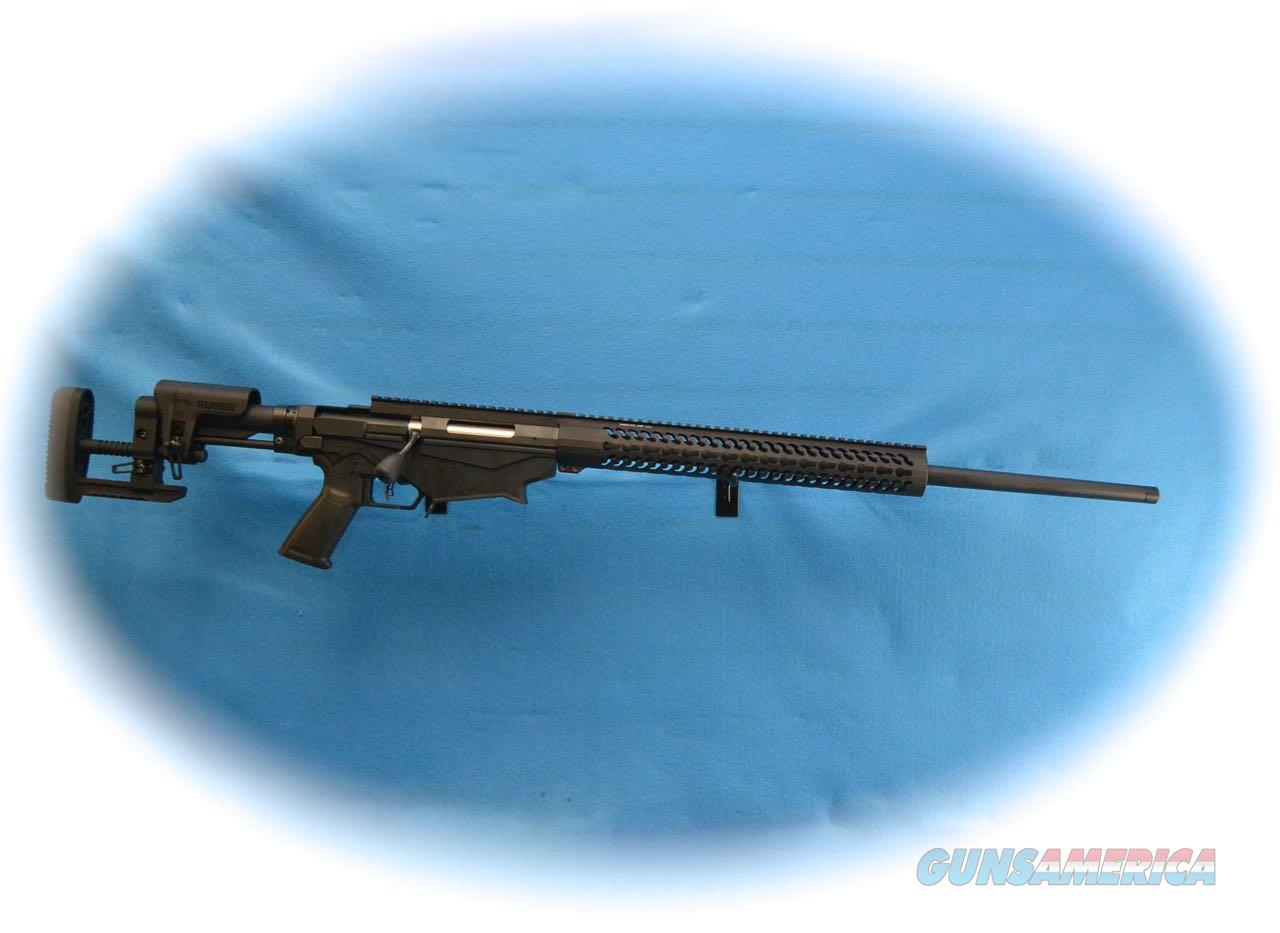 Ruger Precision Rifle Model 18010 .243 Win Bolt Action Rifle **New**  Guns > Rifles > Ruger Rifles > SR Series