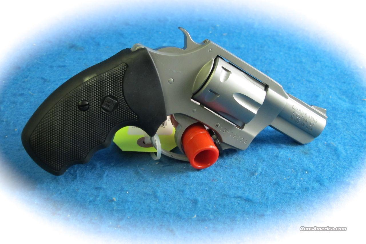 Charter Arms .22LR Pathfinder SS Revolver **New**  Guns > Pistols > Charter Arms Revolvers