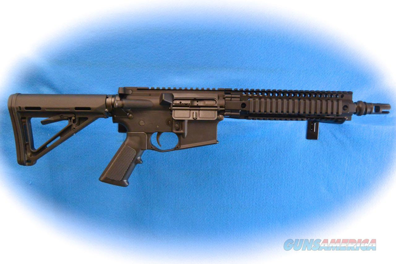 "Daniel Defense DDM4V4 .300 BlkOut SBR ""NFA Weapon"" **Used**  Guns > Rifles > AR-15 Rifles - Small Manufacturers > Complete Rifle"