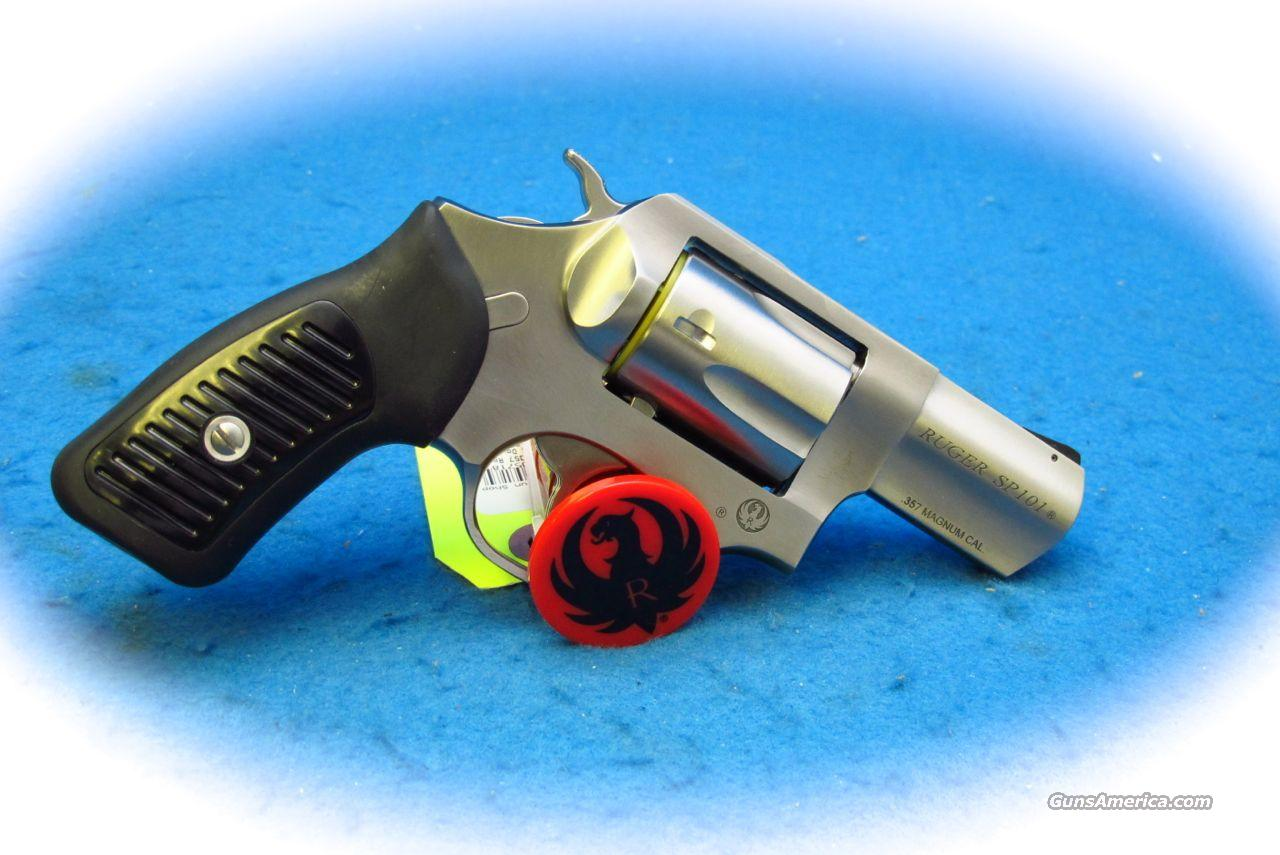 Ruger SP101 SS .357 Mag Revolver **New**  Guns > Pistols > Ruger Double Action Revolver > SP101 Type