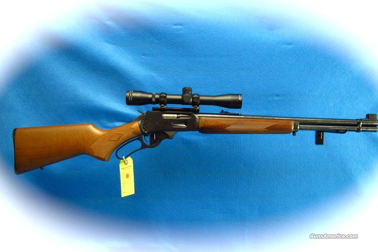 Marlin Model 336A 30-30 Cal Lever Action Rifle w/Scope **Used**  Guns > Rifles > Marlin Rifles > Modern > Lever Action