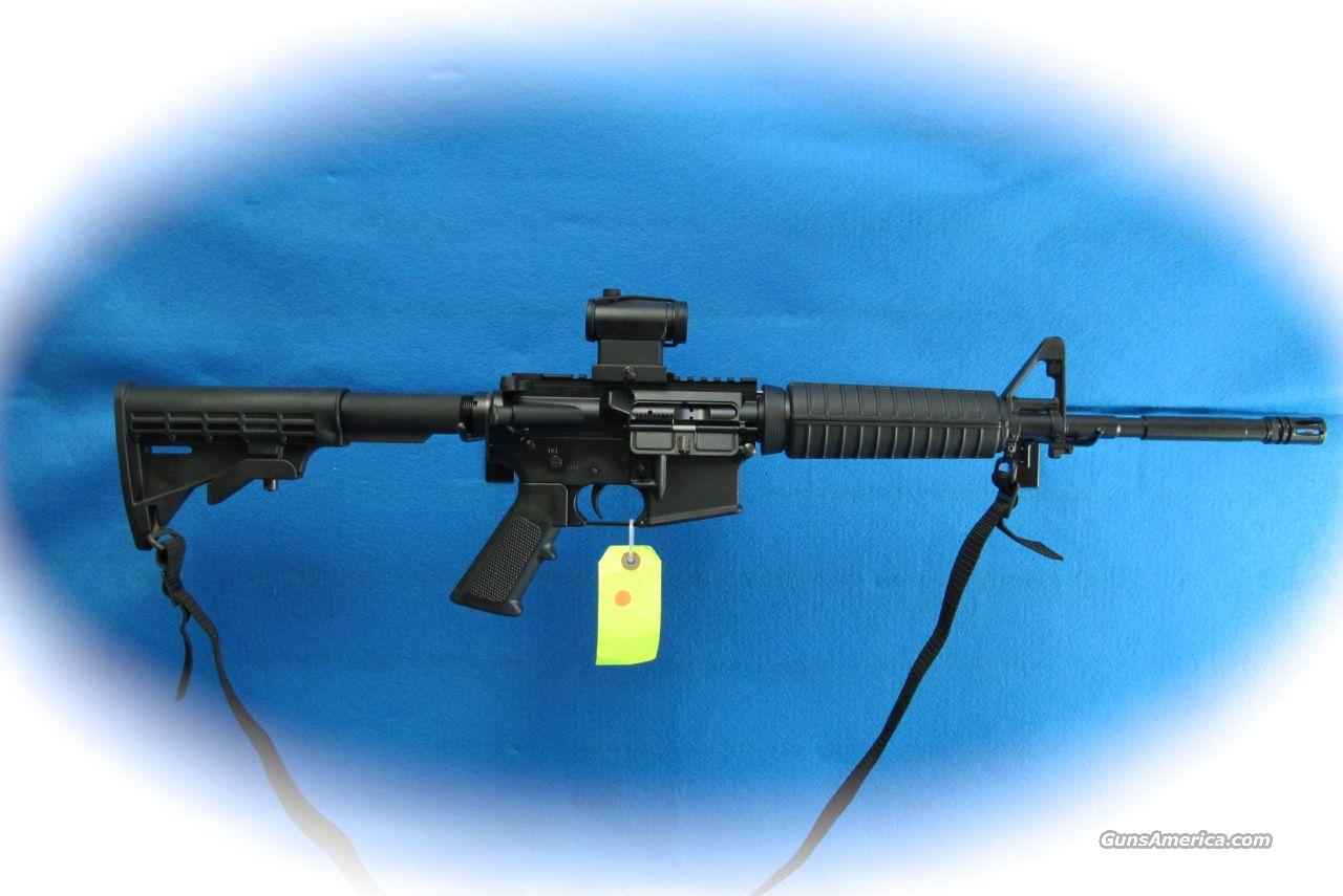 Bushmaster M4A3 5.56MM Carbine with Red Dot **New**  Guns > Rifles > Bushmaster Rifles > Complete Rifles