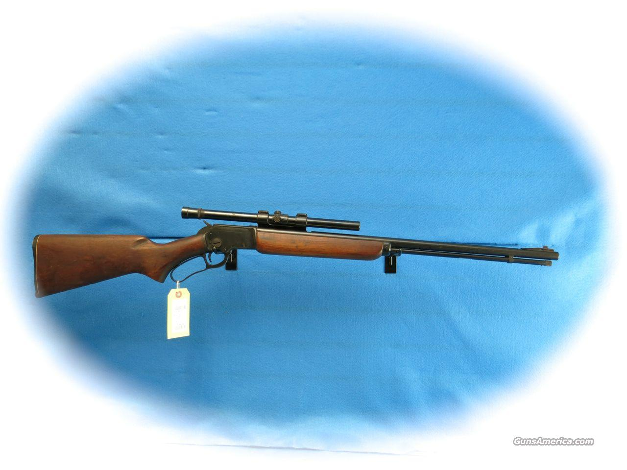 Marlin Model 39A Lever Action .22 Cal Rifle **Used**  Guns > Rifles > Marlin Rifles > Modern > Lever Action