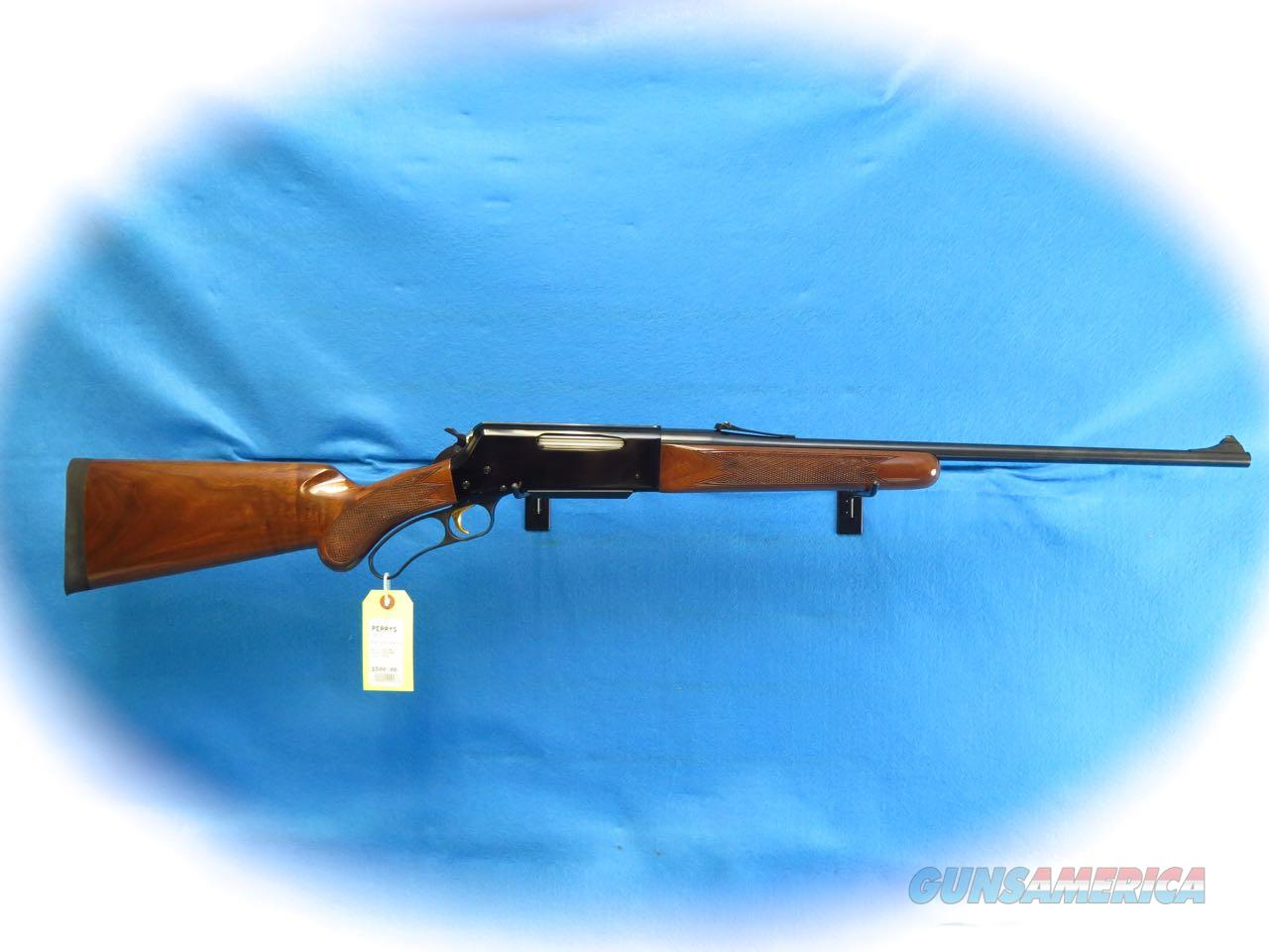 Browning BLR Lightning .30-06 Lever Action Rifle **Used**  Guns > Rifles > Browning Rifles > Lever Action