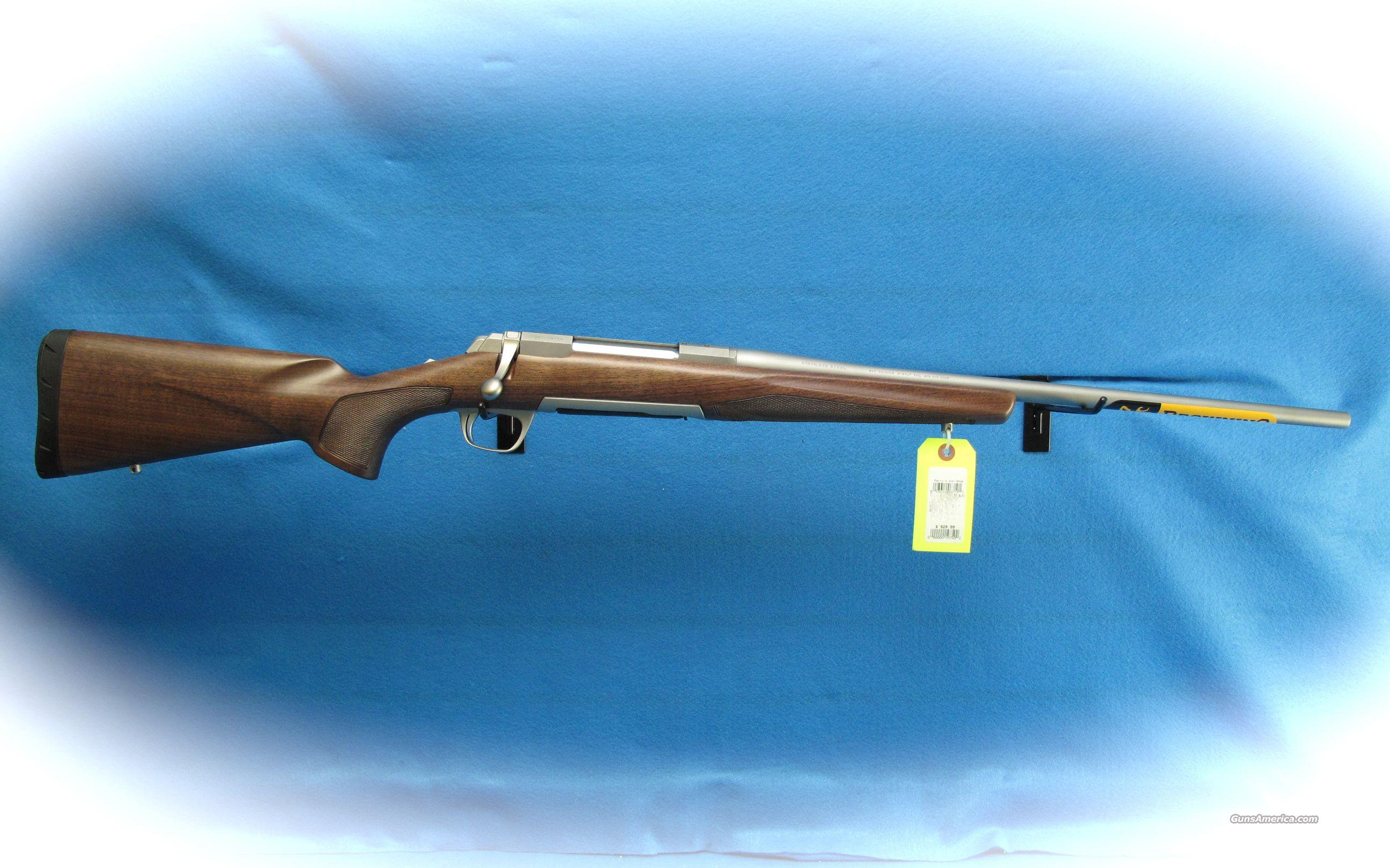 Browning X-Bolt Stainless Hunter 270 Win Caliber **NEW**  Guns > Rifles > Browning Rifles > Bolt Action > Hunting > Stainless