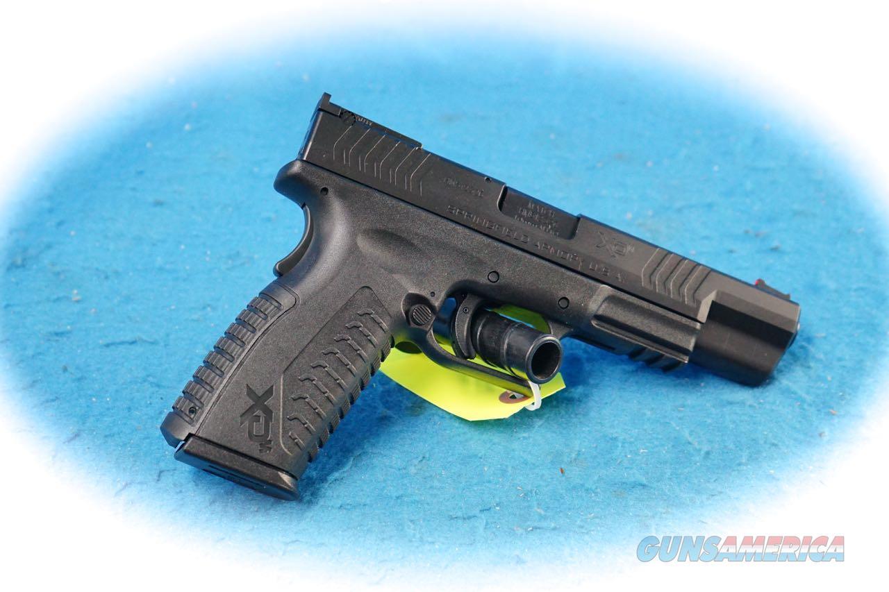 "Springfield Armory XD(M) 5.25"" 10MM Semi Auto Pistol **New**  Guns > Pistols > Springfield Armory Pistols > XD-M"