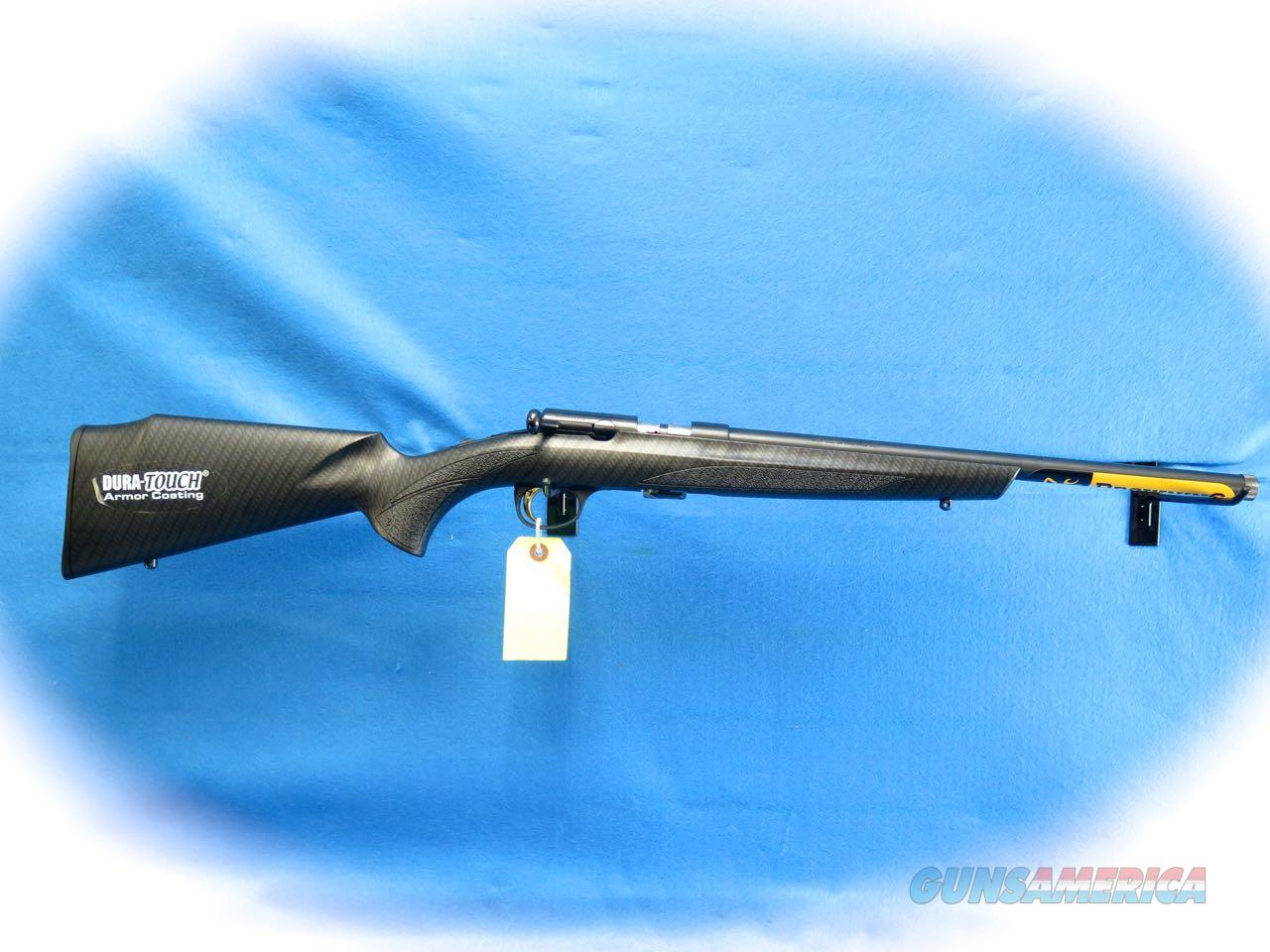 Browning T-Bolt Rifle Suppressor Ready .22LR Carbon Fiber Stock **New**  Guns > Rifles > Browning Rifles > Bolt Action > Hunting > Blue