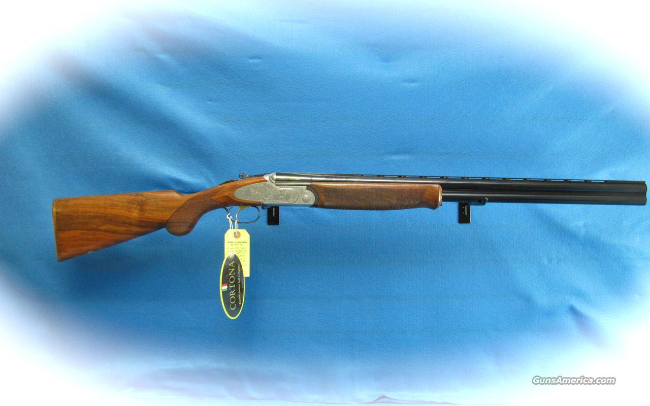 Cortona Legend 12 Ga. O/U Shotgun **New**  BLOWOUT  Guns > Shotguns > C Misc Shotguns