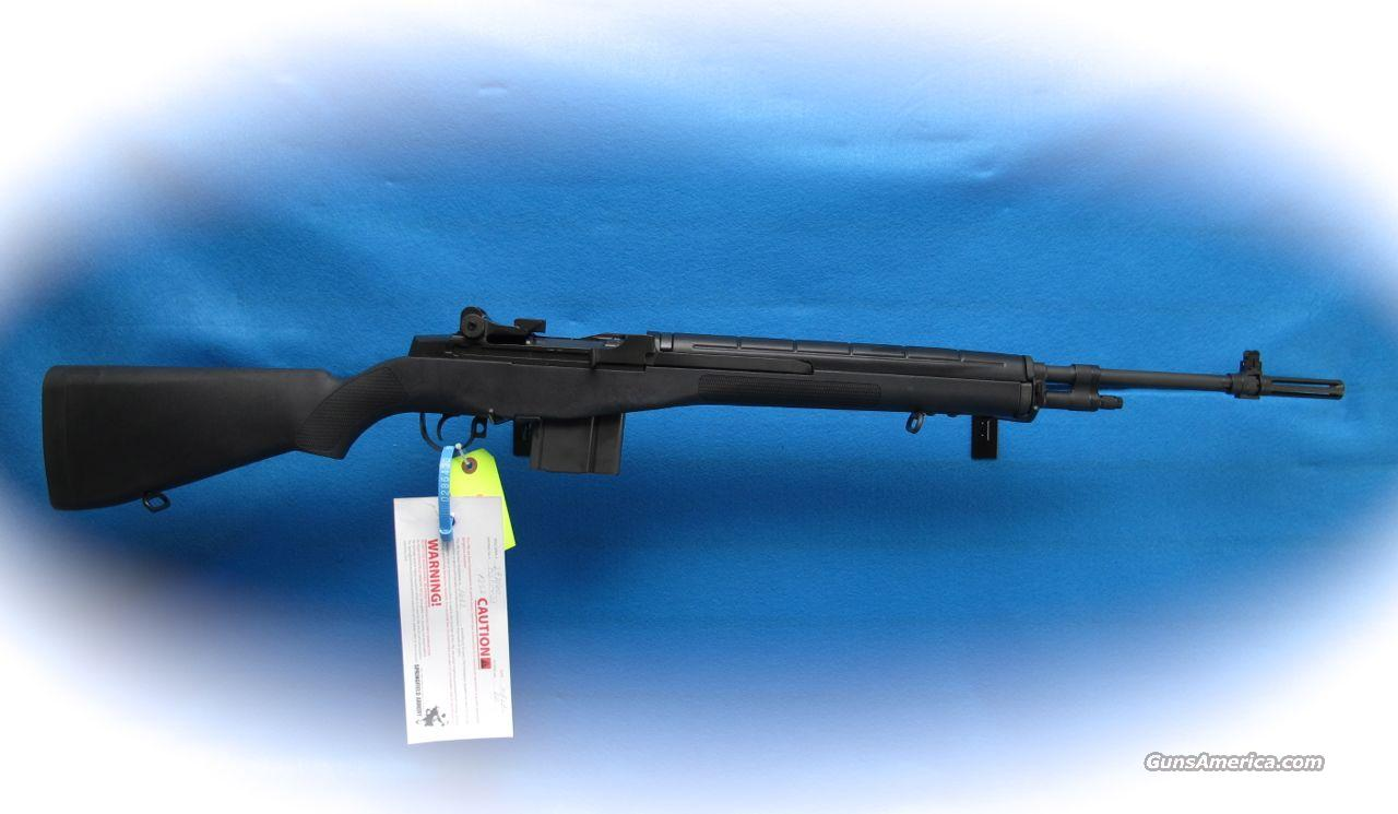 Springfield Armory M1A Standard Black Composite 7.62MM Rifle **New**  Guns > Rifles > Springfield Armory Rifles > M1A/M14