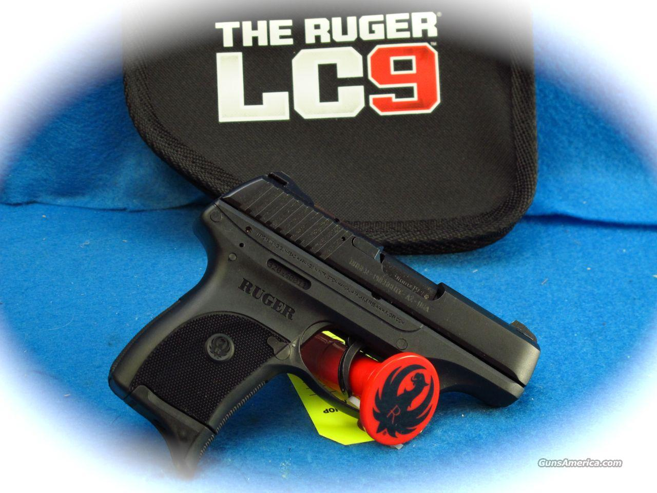 Ruger LC9 9mm Pistol **New**  Guns > Pistols > Ruger Semi-Auto Pistols > LCP