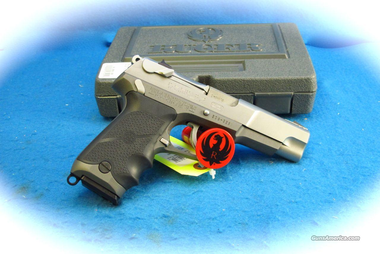 Ruger P89DC 9mm Pistol **Used**  Guns > Pistols > Ruger Semi-Auto Pistols > P-Series