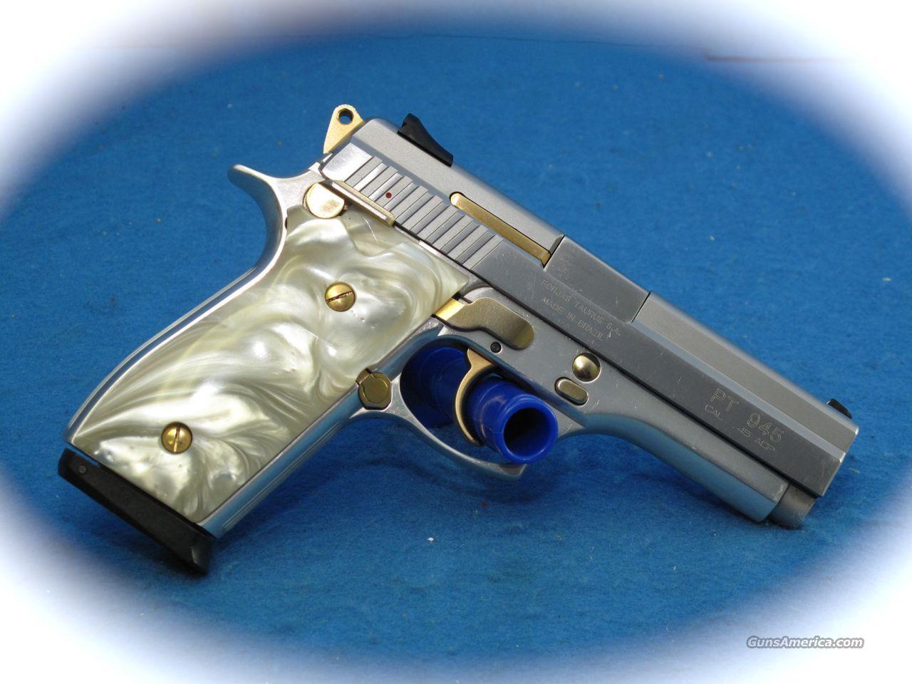 Taurus PT945 45 ACP Pistol **USED** for sale