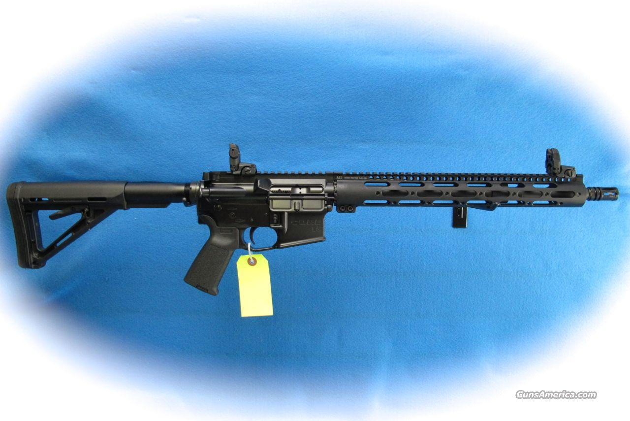 Core15 TAC III AR-15 Type Rifle 5.56mm/.223 Cal Black **New**  Guns > Rifles > AR-15 Rifles - Small Manufacturers > Complete Rifle