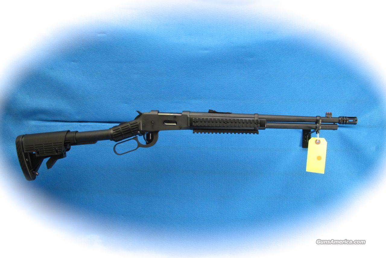 Mossberg Model 464 Tactical Lever Action 30-30 Win Rifle **Used**  Guns > Rifles > Mossberg Rifles > Lever Action