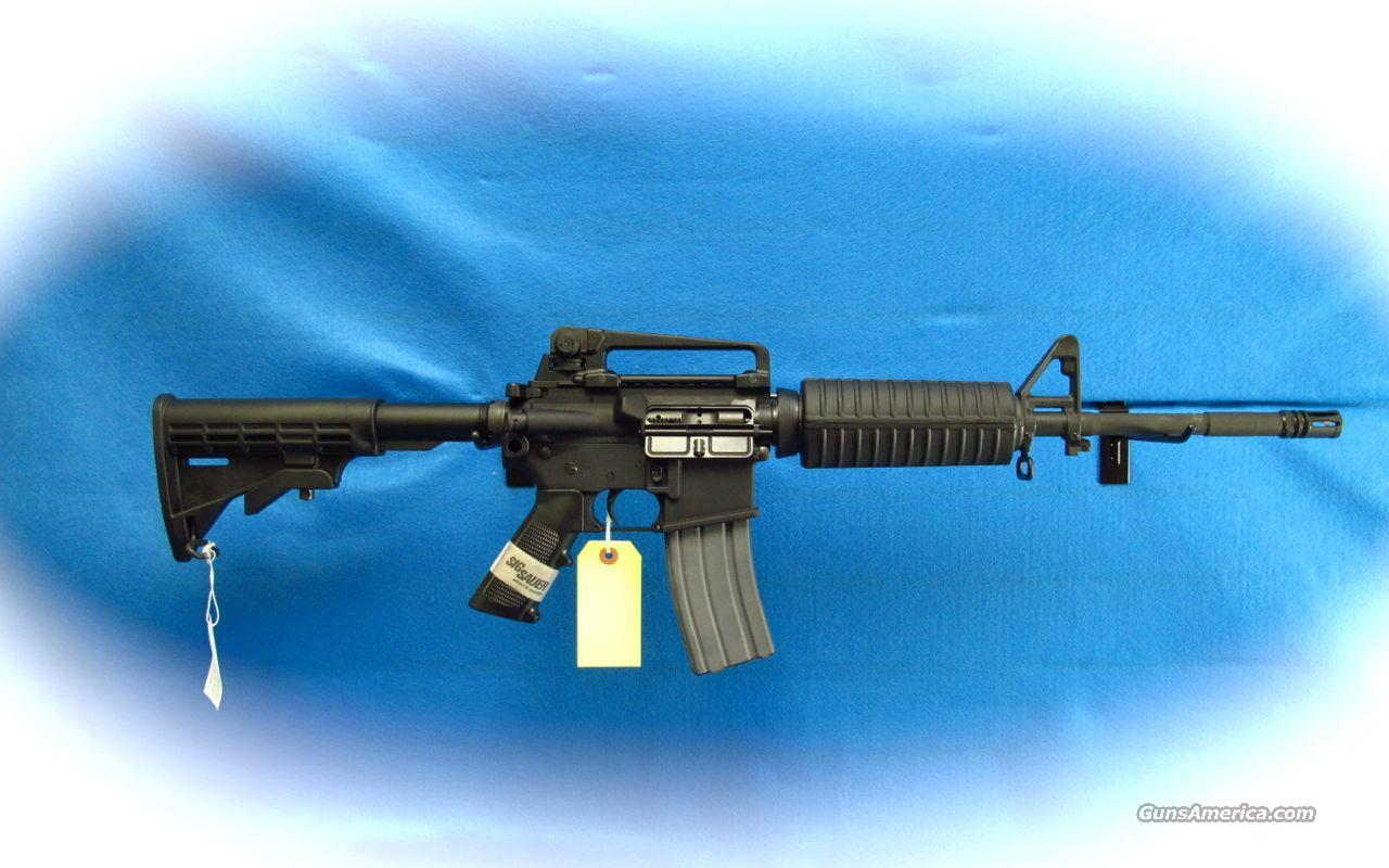 Sig Sauer M400 AR type rifle 5.56MM **New**  Guns > Rifles > Sig - Sauer/Sigarms Rifles