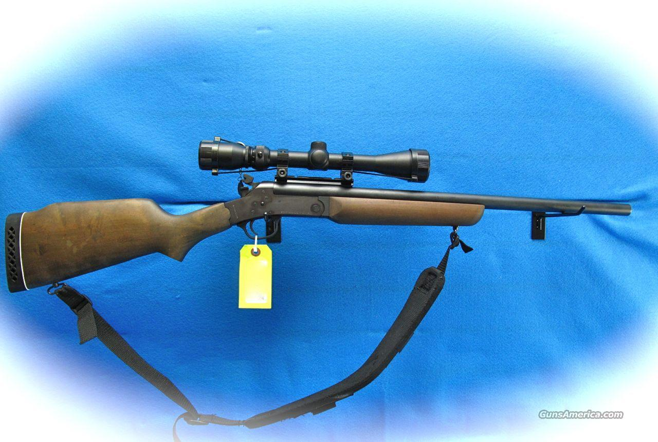 Rossi Single shot, 223 Rifle w/ scope **USED**  Guns > Rifles > Rossi Rifles > Other