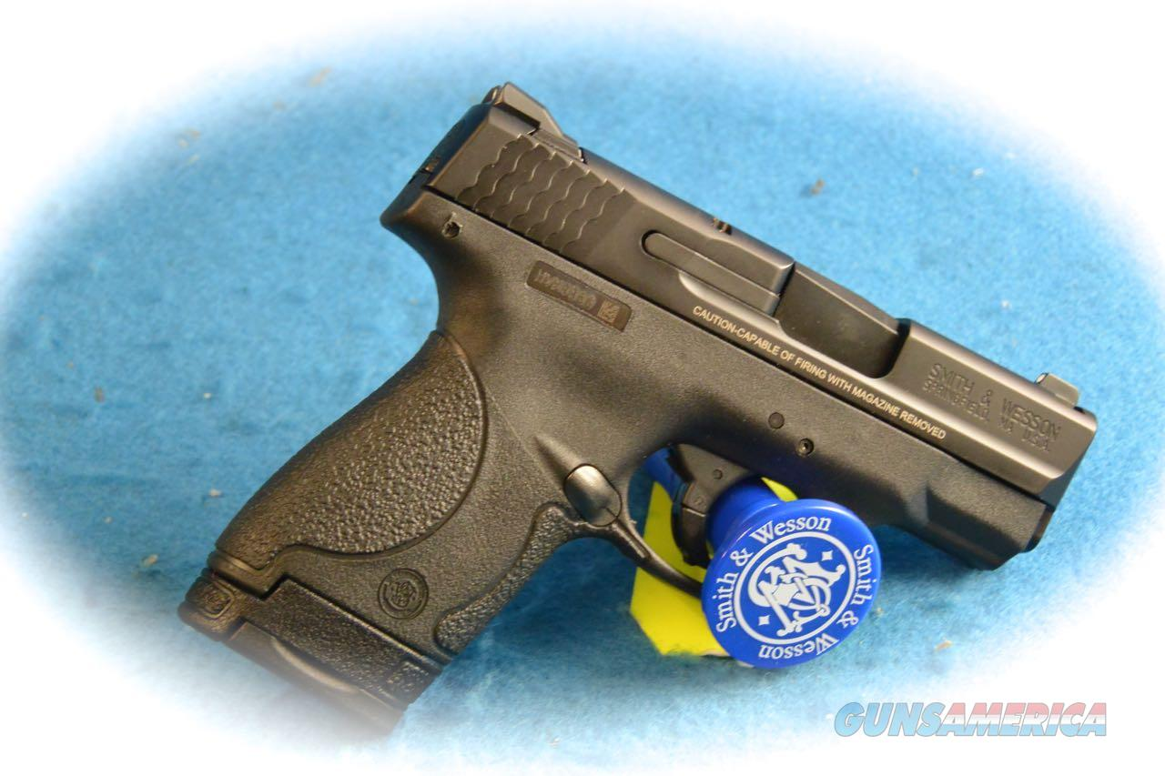 Smith & Wesson M&P Shield 9mm Cal NO TS **New**  Guns > Pistols > Smith & Wesson Pistols - Autos > Polymer Frame