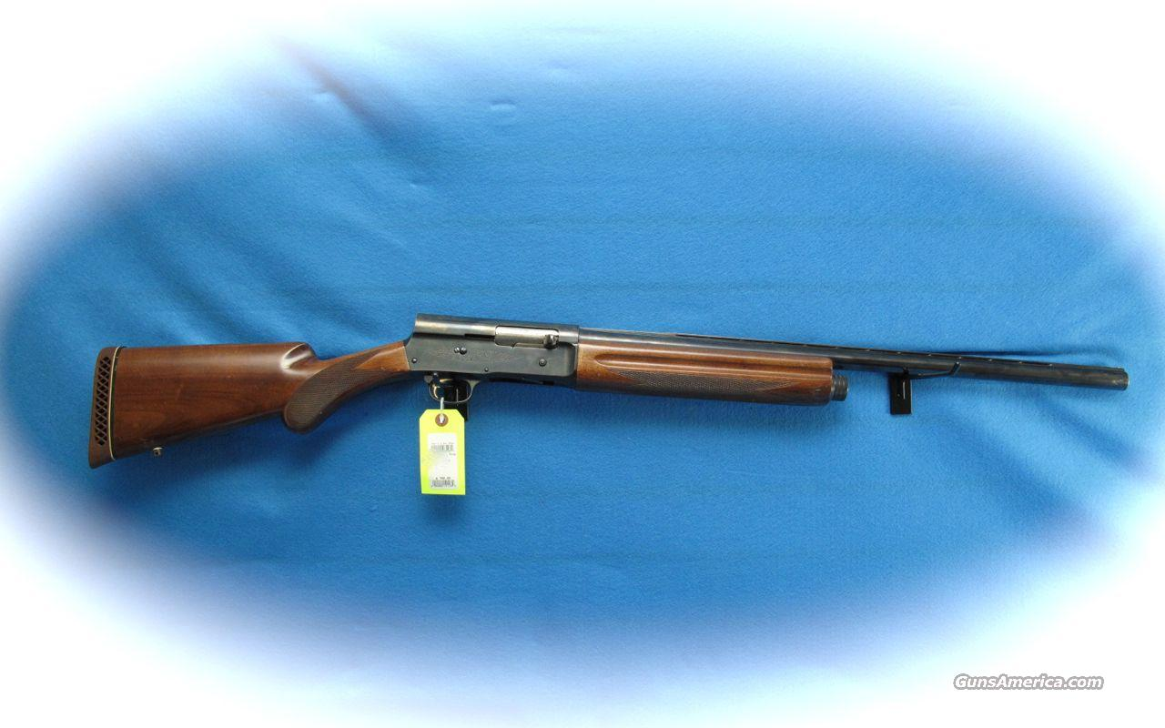 "Browning Auto-5 Light 12 ""Japan"" **USED**  Guns > Shotguns > Browning Shotguns > Autoloaders > Hunting"