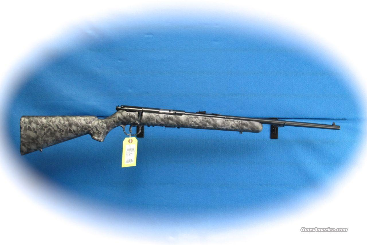 Savage MKII Bolt Action .22LR Rifle w/Skull Reaper Camo Finish **New**  Guns > Rifles > Savage Rifles > Accutrigger Models > Sporting