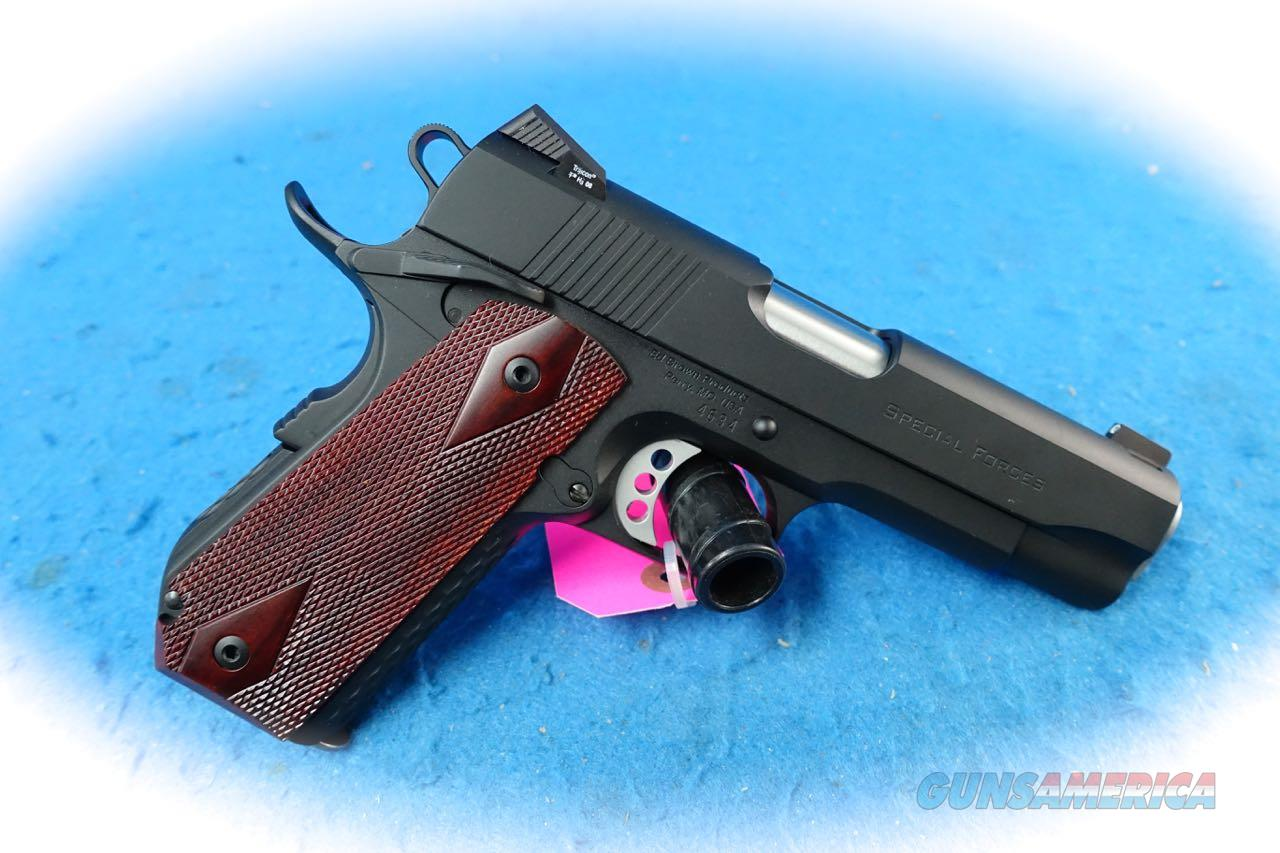 Ed Brown 1911 Special Forces Model .45 ACP Pistol **Used**  Guns > Pistols > Ed Brown Pistols