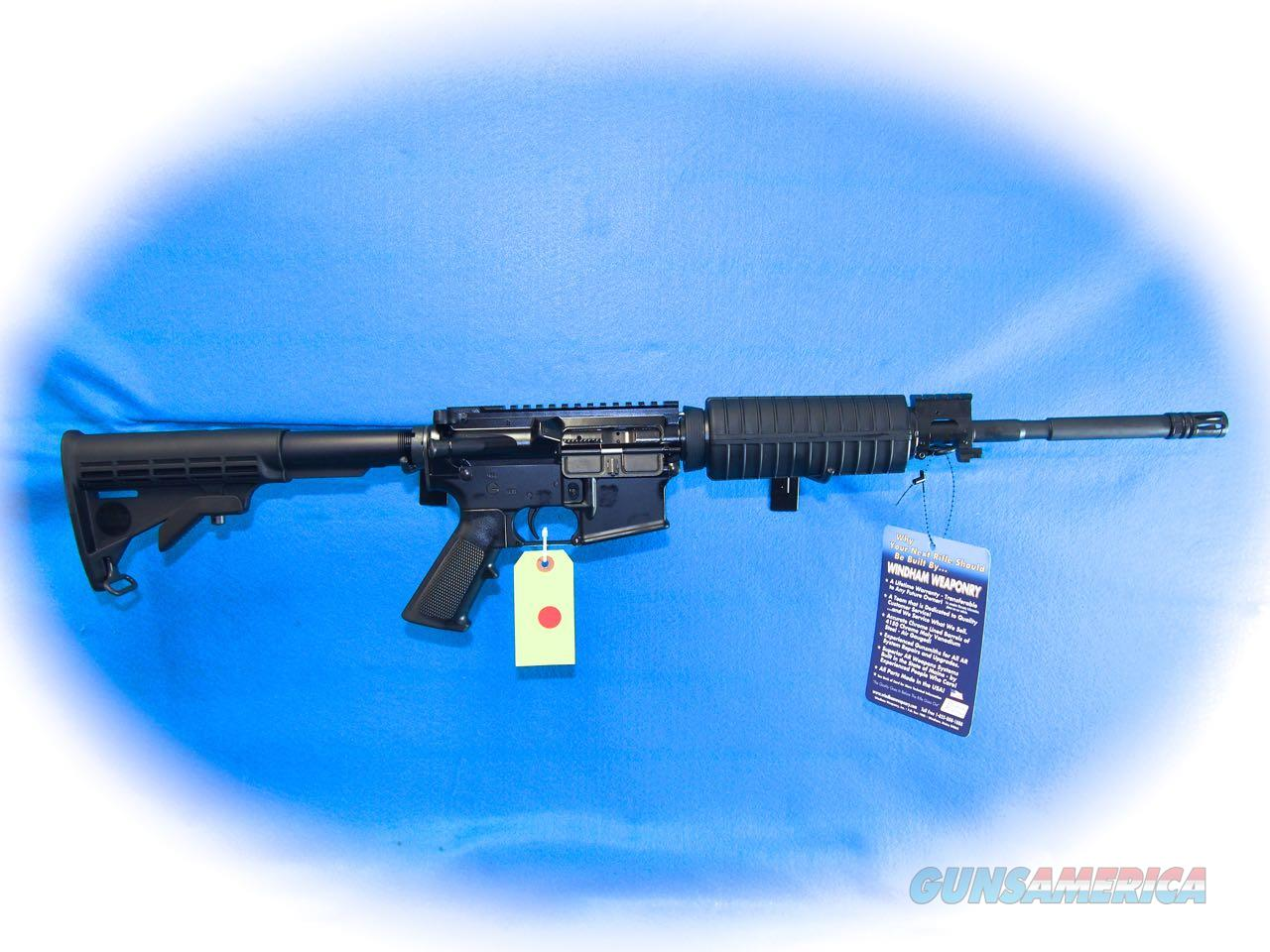 Windham SRC 7.62x39MM M4 Type Semi Auto Rifle **New**  Guns > Rifles > Windham Weaponry Rifles