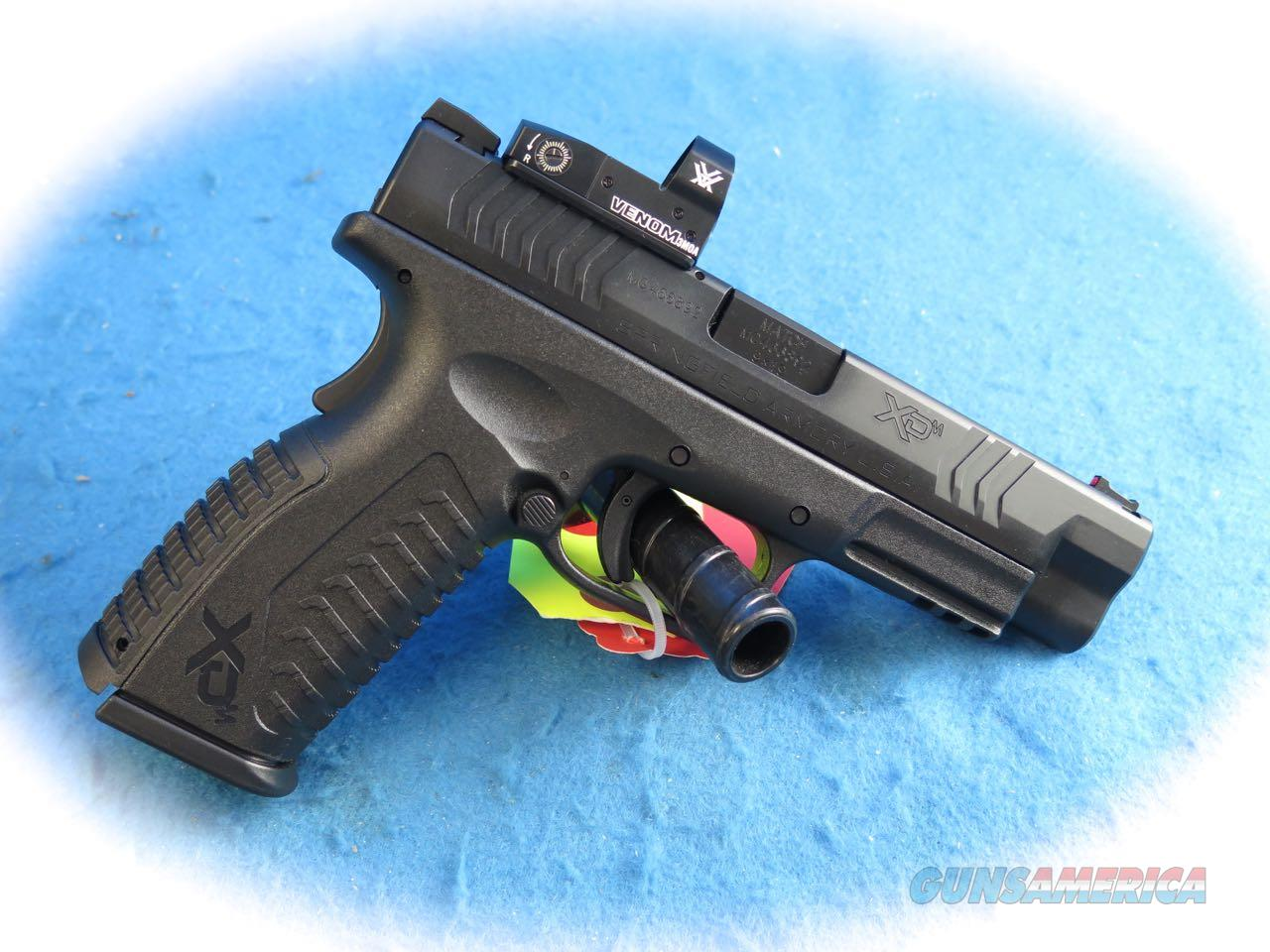 Springfield Armory XD (M) OSP 4.5 9mm Pistol **New** On Sale  Guns > Pistols > Springfield Armory Pistols > XD-M