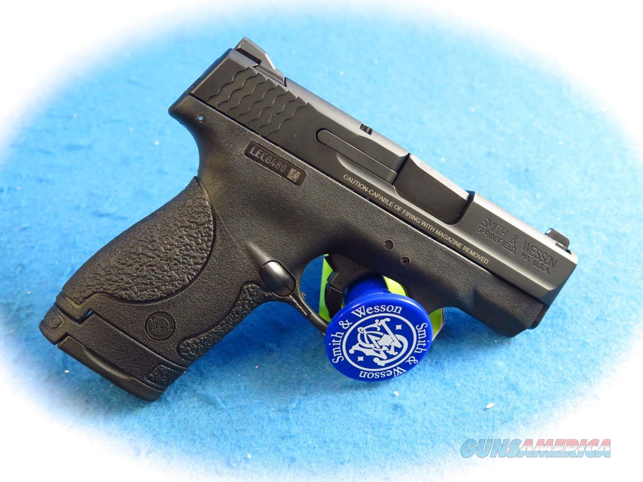 Smith & Wesson M&P Shield 9MM Pistol Model 180021 **New**  Guns > Pistols > Smith & Wesson Pistols - Autos > Shield