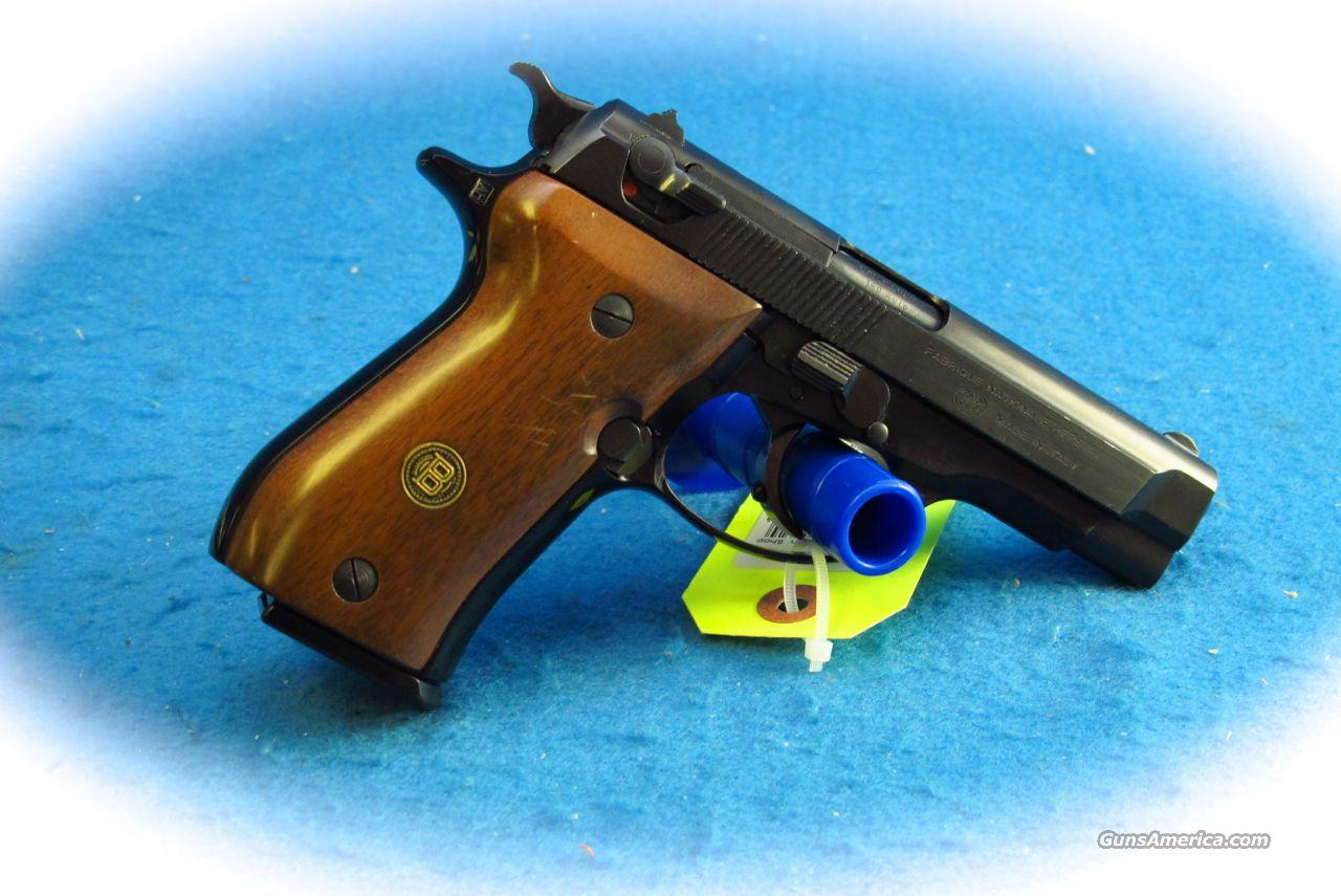 Browning BDA-380 .380 ACP Pistol **Used**  Guns > Pistols > Browning Pistols > Other Autos