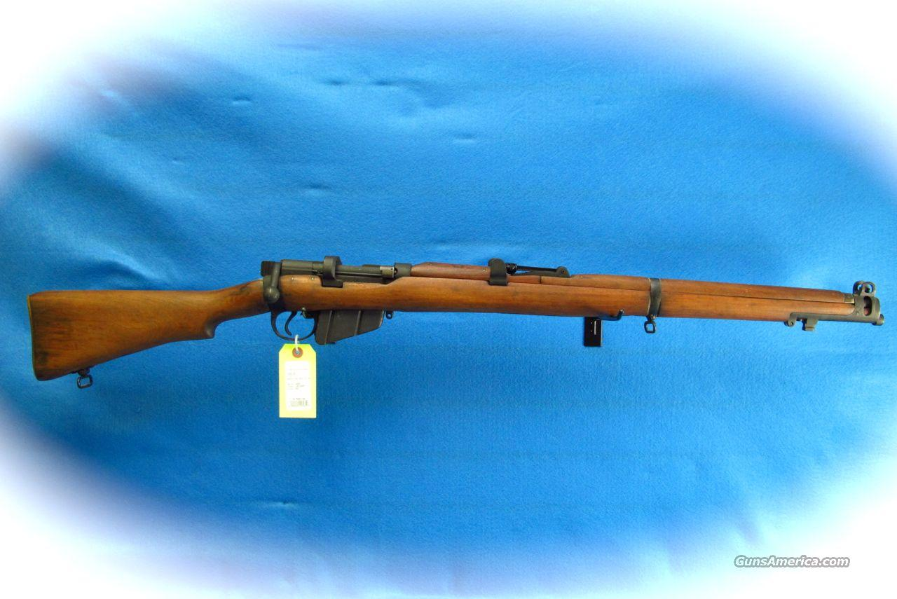 Enfield No. 1 Mark III Rifle .303 Brit Cal **Used**  Guns > Rifles > Enfield Rifle