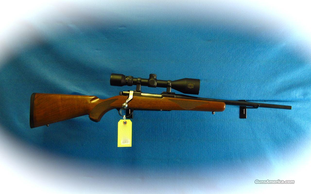 Ruger Model 77 Compact Rifle .308 Win Cal w/Scope **Used**  Guns > Rifles > Ruger Rifles > Model 77