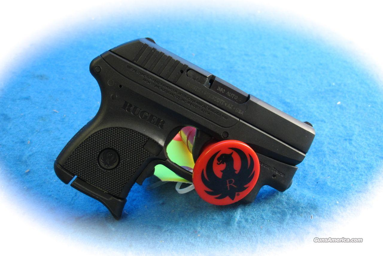 Ruger LCP-CT .380 Semi Auto Pistol with Laser **New**  Guns > Pistols > Ruger Semi-Auto Pistols > LCP