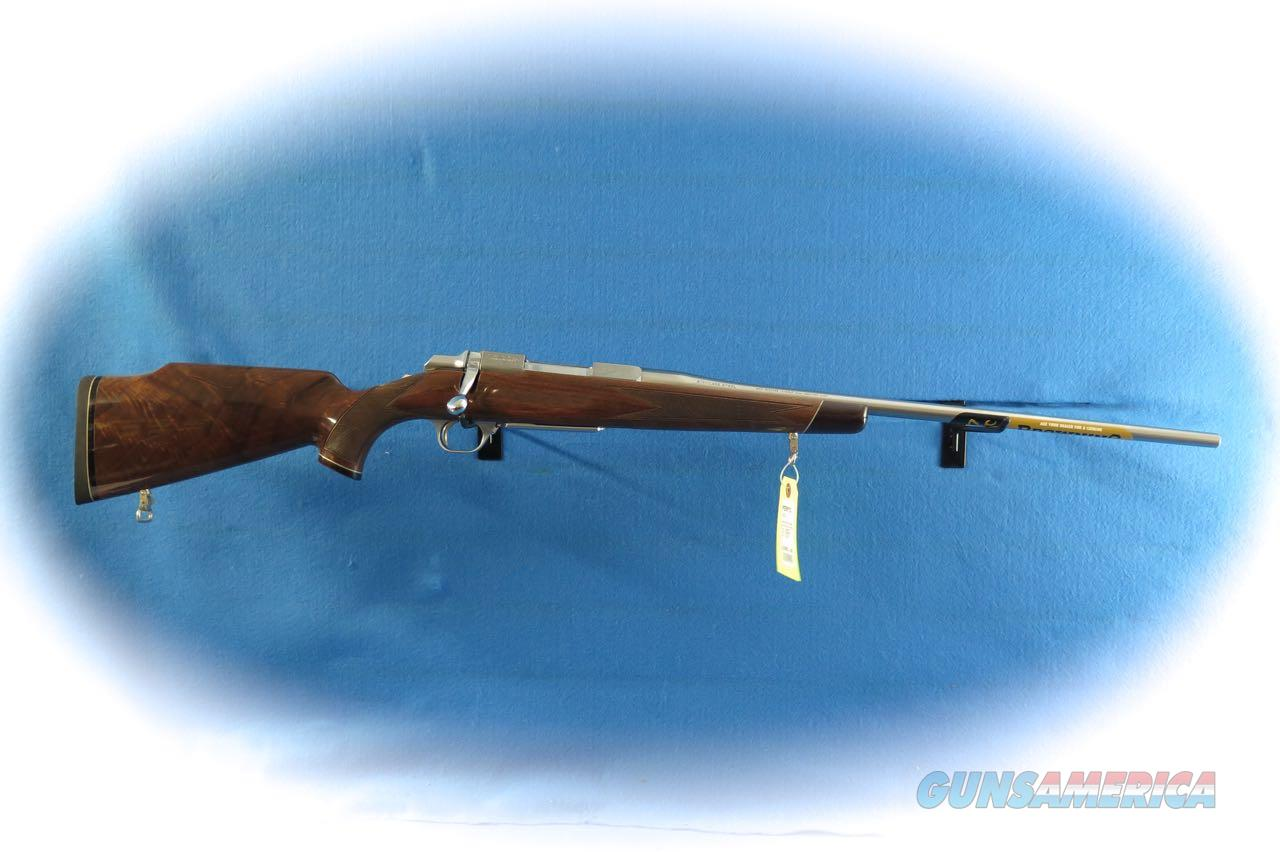 Browning A-Bolt II White Gold Medallion Model .325 WSM Cal **As New**  Guns > Rifles > Browning Rifles > Bolt Action > Hunting > Stainless