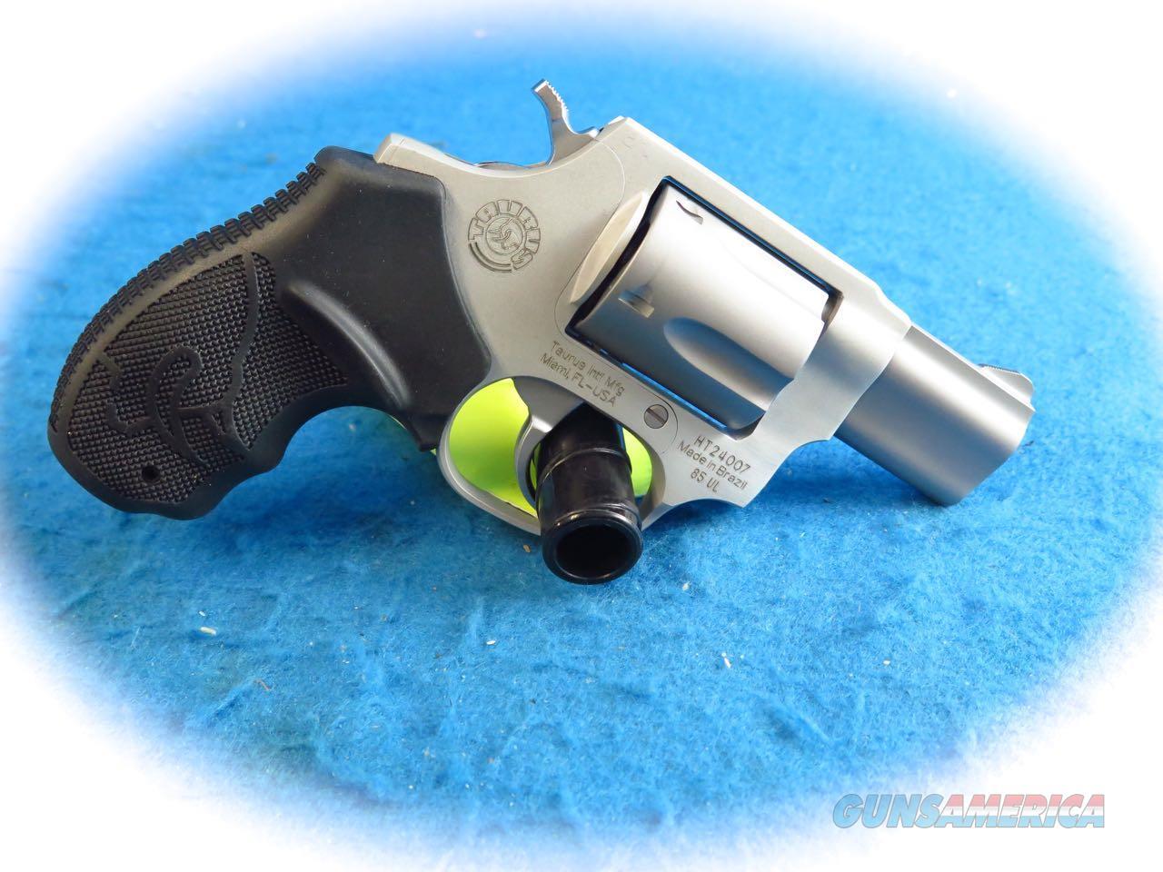 Taurus Model 85 Ultra-Lite .38 Spl +P 5 Shot Revolver **New**  Guns > Pistols > Taurus Pistols > Revolvers