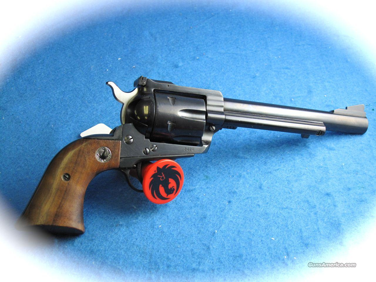 "Ruger Blackhawk Single Action 41 Magnum Revolver  ""First Year Of Production""  **USED**  Guns > Pistols > Ruger Single Action Revolvers > Blackhawk Type"