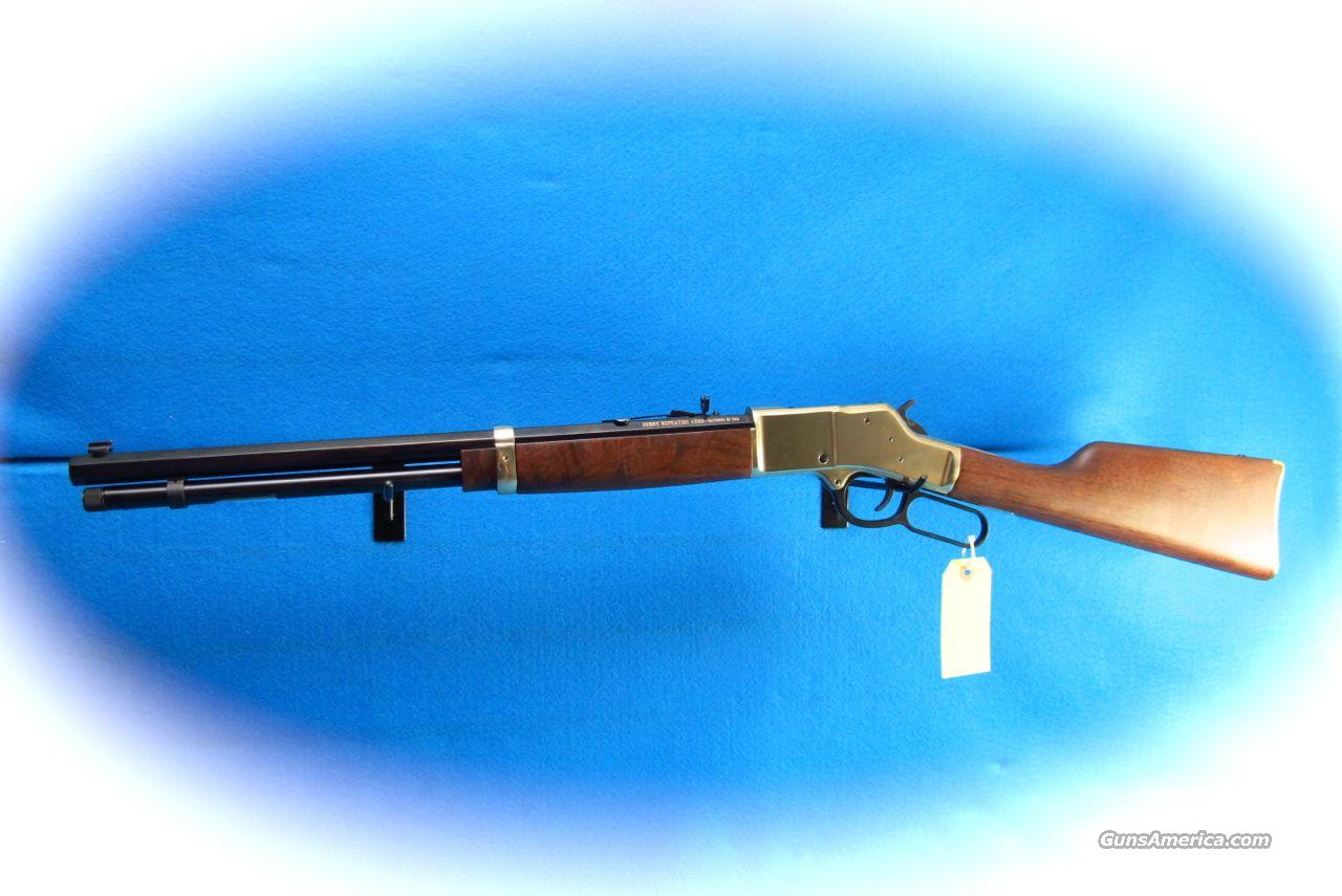 Henry Big Boy Lever Action .44 Magnum Rifle **New**  Guns > Rifles > Henry Rifle Company