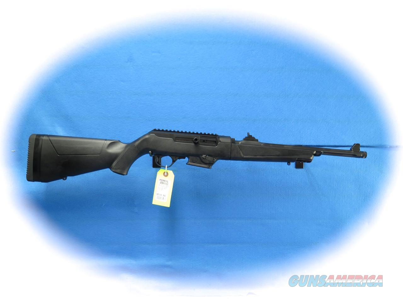 Ruger PC Carbine 9mm Semi Auto Item 19100 **New**  Guns > Rifles > Ruger Rifles > AR Series
