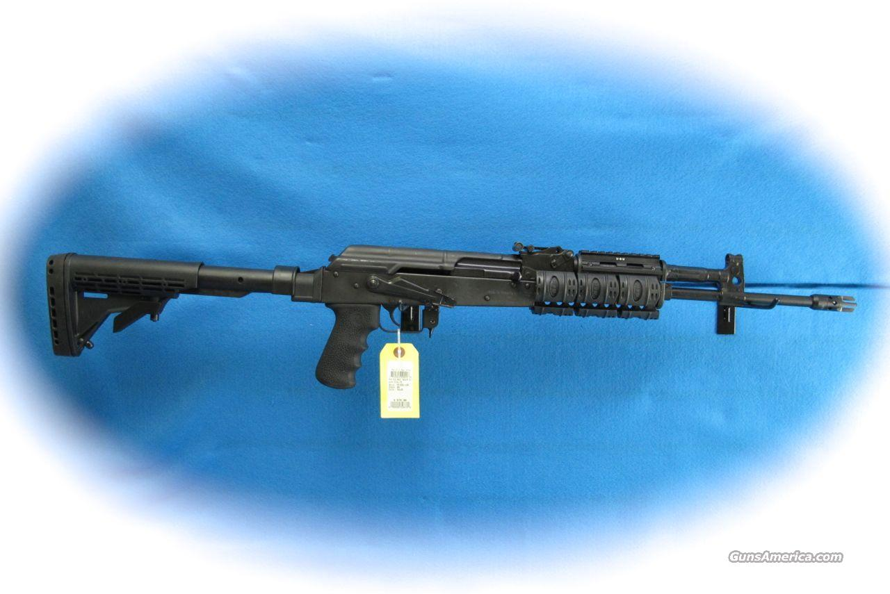 M&M M10 AK Tactical Rifle 7.62x39 Cal **New**  Guns > Rifles > AK-47 Rifles (and copies) > Full Stock