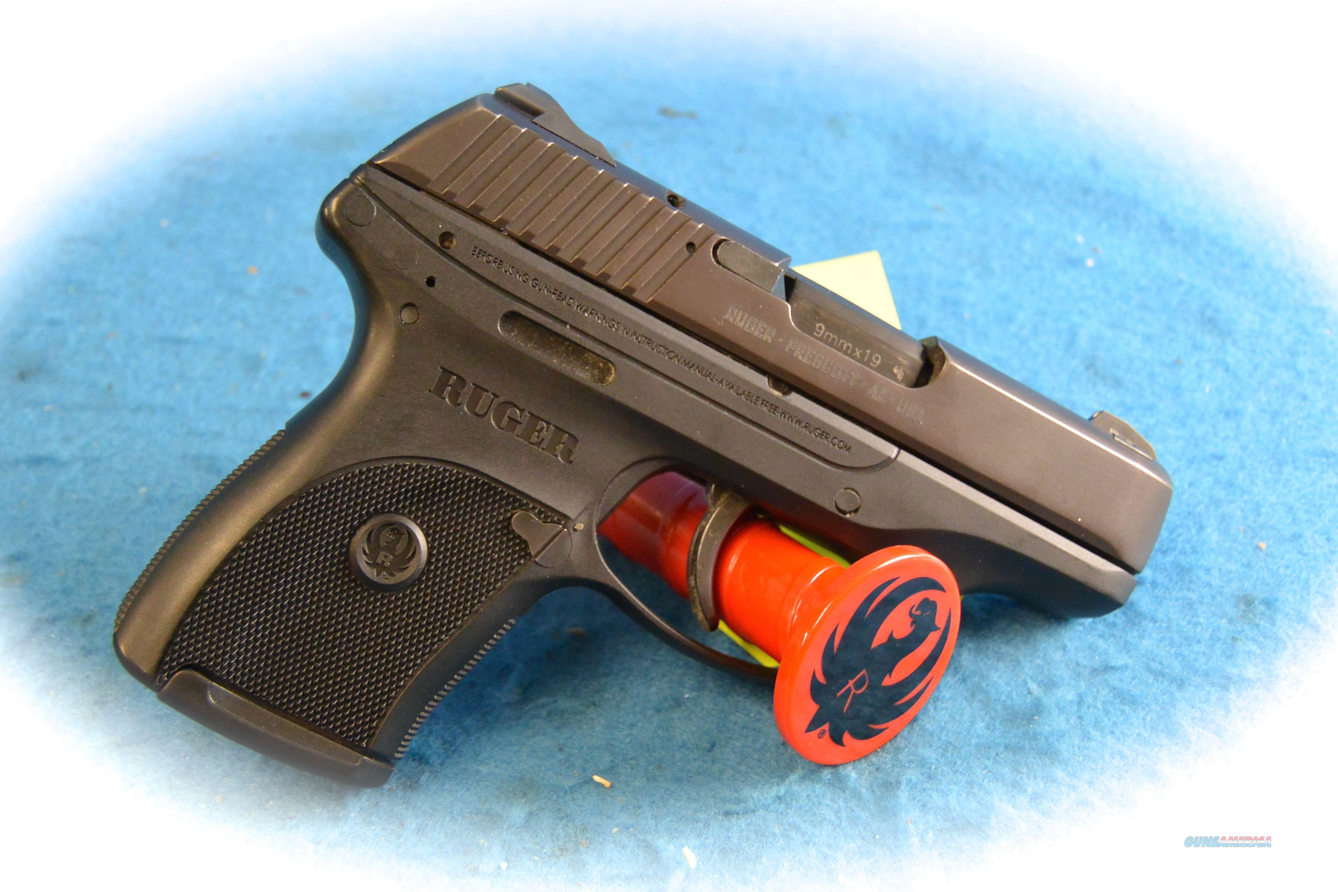 Ruger LC9 9mm Semi Auto Pistol Double Action **Used**  Guns > Pistols > Ruger Semi-Auto Pistols > LC9