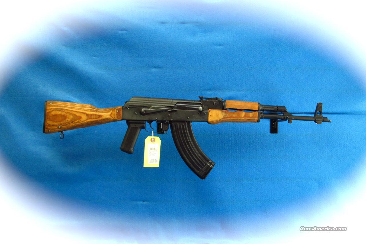 Century Arms GP/WASR 10 AK Style Rifle 7.62MM **As New**  Guns > Rifles > Century International Arms - Rifles > Rifles