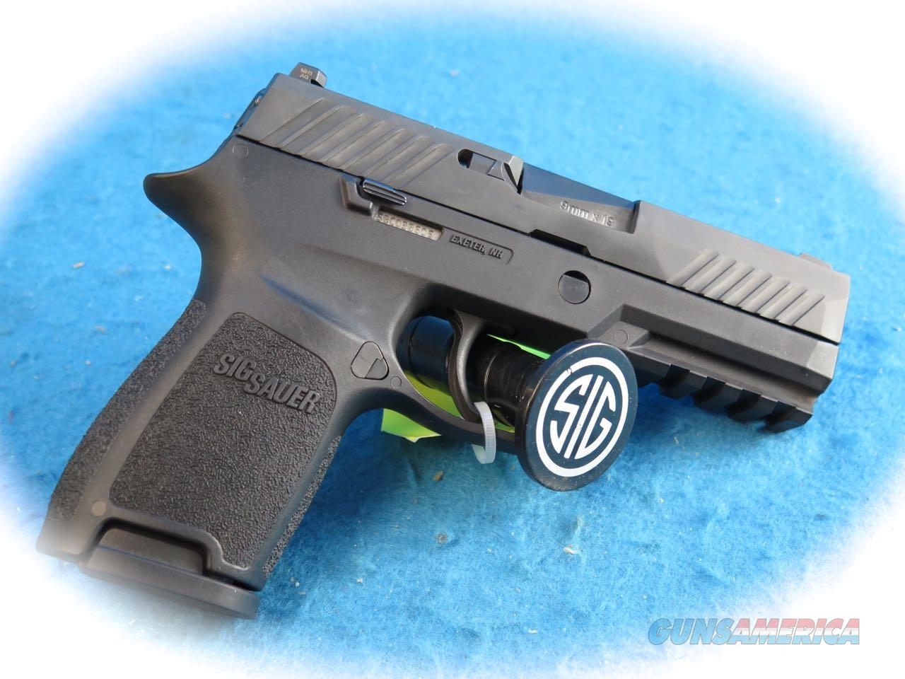 Sig Sauer P320C 9mm Compact Semi Auto Pistol **Used**  Guns > Pistols > Sig - Sauer/Sigarms Pistols > P320